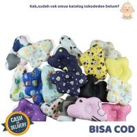 Bantal Awan Anti Peyang / Bantal Bayi Newborn Bentuk Lucu / Bantal