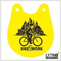 Bike Tag B2W Bike To Work
