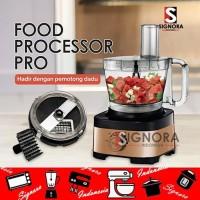 Signora PRO Food Processor NO cubic cutter| blender juicer portable