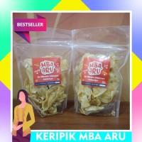 Snack Sehat Keripik Banana Mbaaru Makanan Lokal