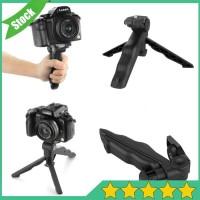 Tripod DSLR Camera 2in1 Portable Mini Folding Hand Monopod Stand