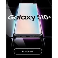 Samsung Galaxy S10+ / S10 plus GARANSI RESMI - 8GB/512GB