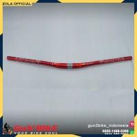 Handlebar Stout F-3.0 31.8x780MM Red. Kode Barang 17582