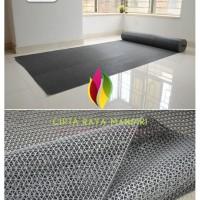 Keset Karpet PVC Anti Slip 40x120 - JARING