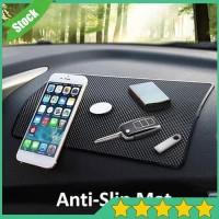 Cover Dashboard Mobil Sticky Pad Dash Mat Car Anti Slip 27cm x 15cm