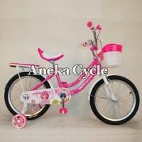 Murah Sepeda Anak Perempuan Mini Evergreen 16 PREMIUM FREE BEL Sepeda