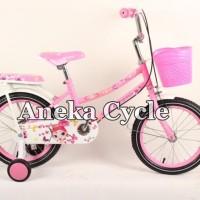 Murah Sepeda Anak Perempuan Mini Evergreen 16 Murah Sepeda Anak Cewek