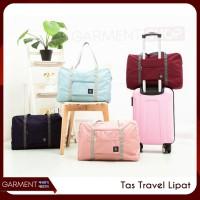 Tas Travel Lipat Besar Hand Carry Luggage Bag Anti Air Waterproof Fold