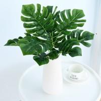 Fise| pohon monstera palsu mirip asli bagus premium tanaman artifisial