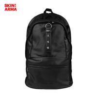 Skinarma - Ryoko Day Backpack / Leather Bag / Tas Kulit - Black