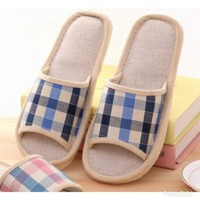 Sandal Selop Cantik Linen Indoor YT3622