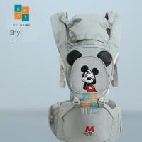 GENDONGAN BAYI HIPSEAT HIP SEAT BABY ORIGINAL DISNEY-MICKEY SHY