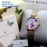 [Original - Free Ongkir] Jam Tangan Wanita Olivia Burton Rose Series