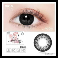 Softlens X2 Darling By Exoticon Plano / Normal Only