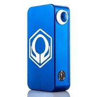 HexOhm v3 Anodized Blue Polos Box Mod Authentic by Vapezoo