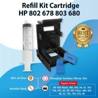 Penyedot Tinta Cartridge Catridge HP 802 678 680 803 46 60 703 704 901