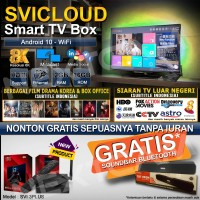 SVICLOUD/SVI CLOUD EVPAD 3PLUS IPTV TVBOX 9CORE 2/16GB 8K ANDROID10-2D