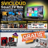 SVICLOUD/SVI CLOUD EVPAD 3PLUS IPTV TVBOX 9CORE 2/16GB 8K ANDROID10-2B