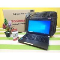 Laptop Toshiba Dynabook R734 Core i5 RAM 4 GB Mesin Ori Jepang