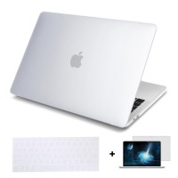 Batianda Hard Case Macbook Pro 13 inch With Touch Bar - Matte Clear