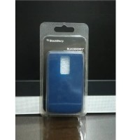 Blackberry Original Silicon Case Blackberry Bold 9000 - Blue