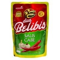 Saus Sambal Cabe Dua Belibis Pouch 1kg - Plastik Bantal