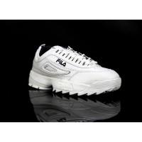 Sepatu Pria Wanita Sneakers Olahraga Badminton Fashion Korea Navy S045 - 39