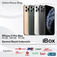 IPHONE 11 PRO MAX 256GB ORIGINAL APPLE NEW