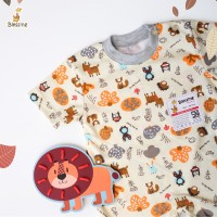 Blessing babywear-jumper pendek bayi-SZ; All-size: isi set 3 pcs