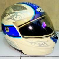 Snail Urban size L Modular Helm Full Face and Half Face Mode Sport
