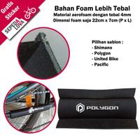 Chain Protector Foam Pelindung Busa Rantai Frame Sepeda MTB Roadbike