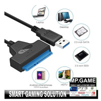 Kabel Sata to USB 3.0 HDD / SSD Adapter Hardisk 2.5 Inch Laptop/ Conve
