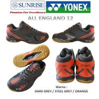 YONEX AE12 ALL ENGLAND 12 SEPATU BADMINTON FREE KAOS KAKI