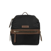 Tas Ransel Les Catino Aldercy Backpack Black