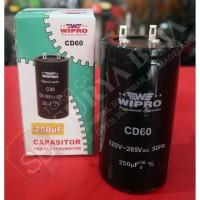 Wipro Capasitor CD60 250µF