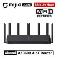 Xiaomi AX3600 AIoT Router Wifi 6 5G Wifi6 600Mb Dual-Band 2976Mbps