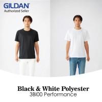 Kaos DRIFIT Polos Gildan Perfomance Tshirt Baju Kaos Oblong 3BI00