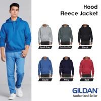 Jaket Hoodie Gildan Sweater Hoodie Hood Fleece Jacket 88500