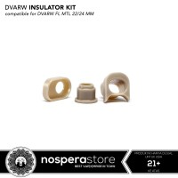 DVARW FL MTL Insulator Kit - Authentic KHW Mods