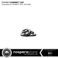 DVARW FL MTL - Chimney Cap - Authentic KHW Mods