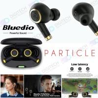 Bluedio Particle TWS Wireless Bass earphone 5.0 earbud Low Latency
