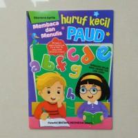Buku Anak TK PAUD - Belajar Membaca dan Menulis Huruf Kecil