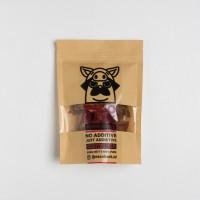 Escobark Pork Jerky | Daging Babi Kering Dehydrated Snack Anjing Dog