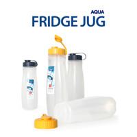 Lock&Lock slim water bottle 1.2L 1.2liter hap619 hap 619 - Biru