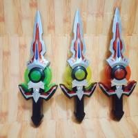 Mainan Anak Pedang Ultramen kemasan Kantong Free Baterai