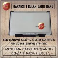 LED LENOVO X240 12.5 SLIM KUPING 6 PIN 30 LP 125 WH2 (TP)( H1)