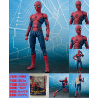 Spiderman Action Figure SHFiguarts Spider man HomeComing Best Quality
