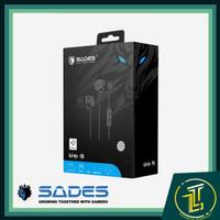 Sades Wings 10 In Ear Monitor Gaming Earphone