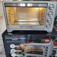 New Product ECOHOME - OVEN LISTRIK PLATINUM 38L 450W