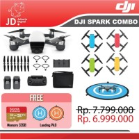 Jakarta Digital DJI Spark Combo Original Resmi